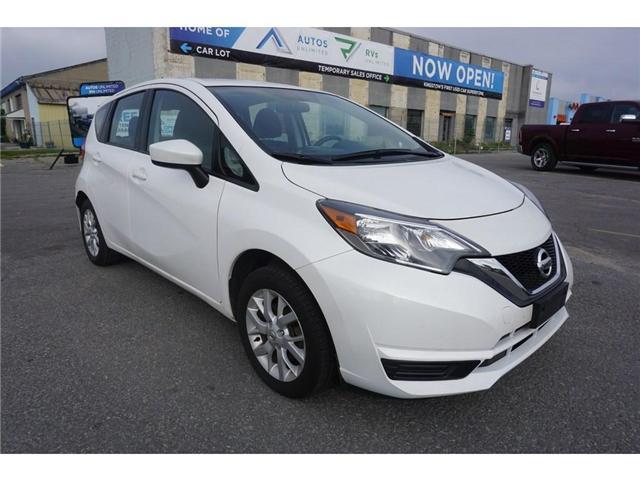 2017 Nissan Versa Note  (Stk: 18A187) in Kingston - Image 1 of 17