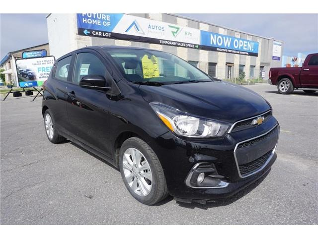 2018 Chevrolet Spark 1LT CVT (Stk: 18A178) in Kingston - Image 1 of 21