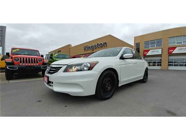 2012 Honda Accord SE (Stk: 18T252A) in Kingston - Image 1 of 20