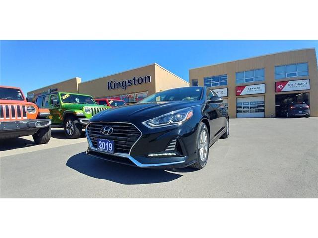 2019 Hyundai Sonata  (Stk: 19P030) in Kingston - Image 1 of 22