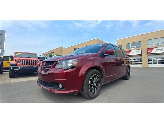 2019 Dodge Grand Caravan GT (Stk: 19P055) in Kingston - Image 1 of 24