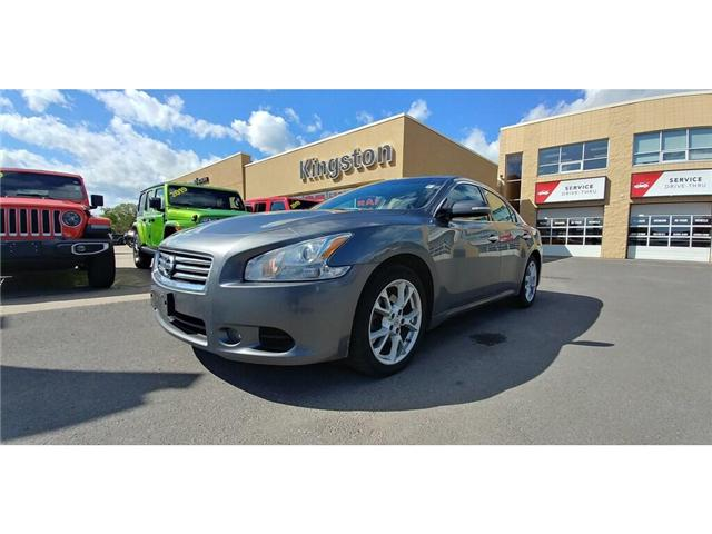 2014 Nissan Maxima SV (Stk: 18P304A) in Kingston - Image 1 of 24