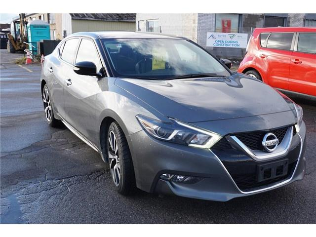 2017 Nissan Maxima  (Stk: 18A255) in Kingston - Image 1 of 17