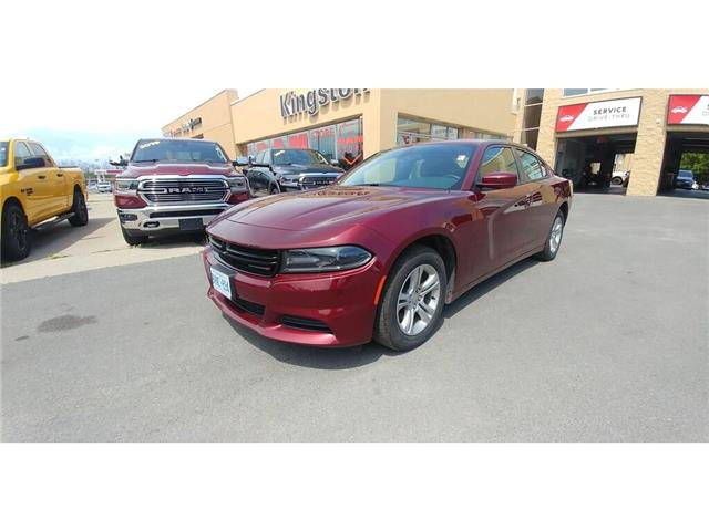 2019 Dodge Charger SXT (Stk: 19P022) in Kingston - Image 1 of 23