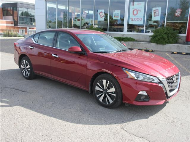 2019 Nissan Altima 2.5 SV (Stk: 8130) in Okotoks - Image 1 of 22