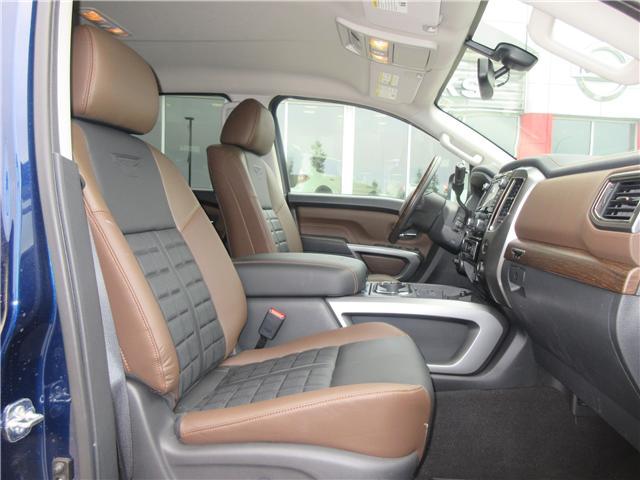2017 Nissan Titan Platinum Reserve (Stk: 66) in Okotoks - Image 5 of 33