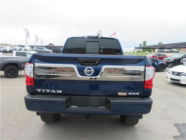 2017 Nissan Titan Platinum Reserve (Stk: 66) in Okotoks - Image 30 of 33