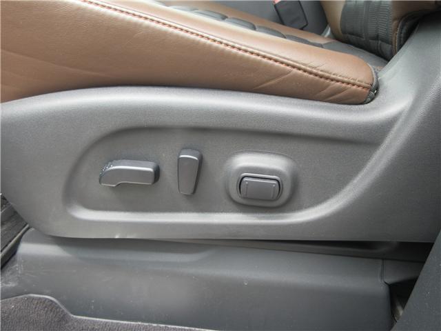 2017 Nissan Titan Platinum Reserve (Stk: 66) in Okotoks - Image 18 of 33