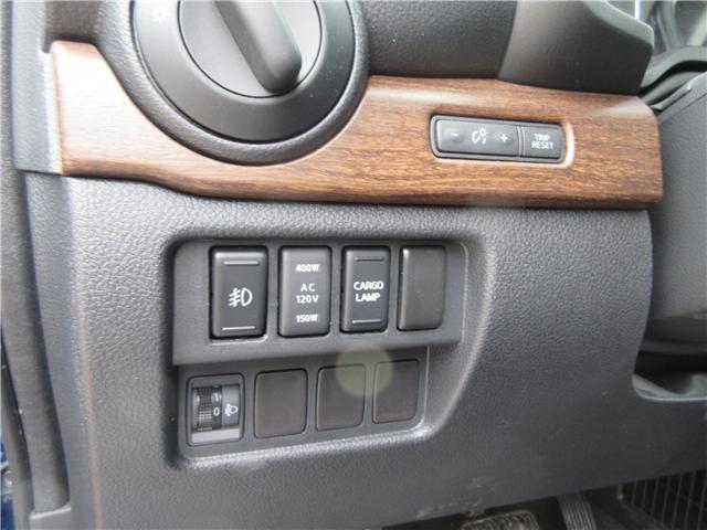 2017 Nissan Titan Platinum Reserve (Stk: 66) in Okotoks - Image 16 of 33