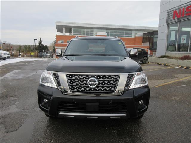 2018 Nissan Armada Platinum (Stk: 261) in Okotoks - Image 21 of 27