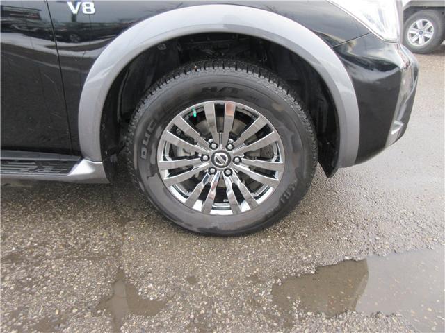 2018 Nissan Armada Platinum (Stk: 261) in Okotoks - Image 22 of 27