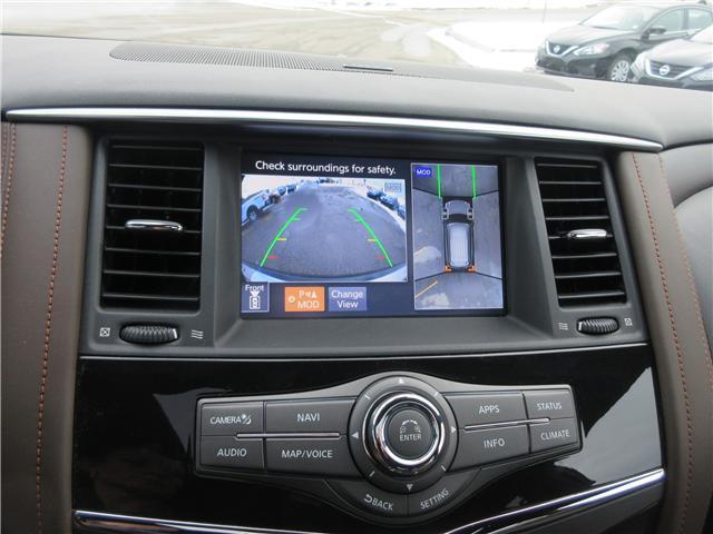 2018 Nissan Armada Platinum (Stk: 261) in Okotoks - Image 6 of 27