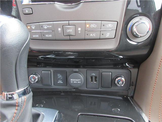 2018 Nissan Armada Platinum (Stk: 261) in Okotoks - Image 11 of 27