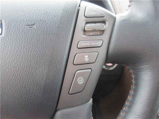 2018 Nissan Armada Platinum (Stk: 261) in Okotoks - Image 12 of 27