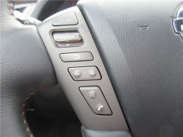 2018 Nissan Armada Platinum (Stk: 261) in Okotoks - Image 13 of 27