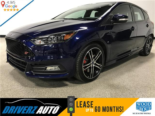 2016 Ford Focus ST  (Stk: A11884) in Calgary - Image 1 of 20