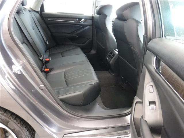 2018 Honda Accord Touring (Stk: 1302) in Lethbridge - Image 13 of 16