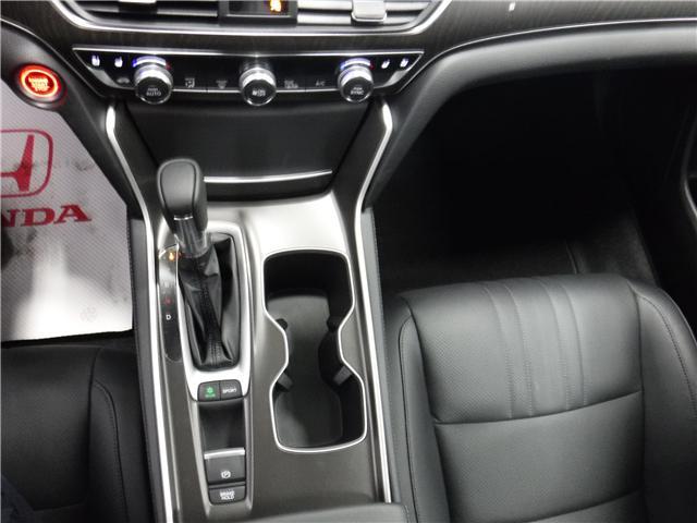 2018 Honda Accord Touring (Stk: 1302) in Lethbridge - Image 11 of 16