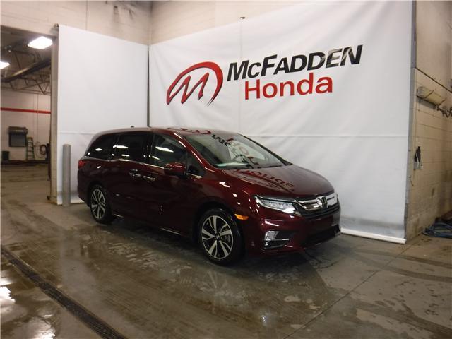 2018 Honda Odyssey Touring (Stk: 1267) in Lethbridge - Image 1 of 17