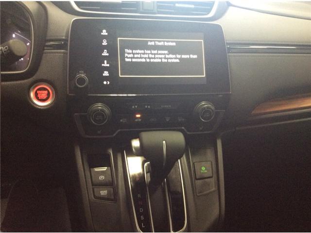 2018 Honda CR-V Touring (Stk: 1462) in Lethbridge - Image 17 of 20