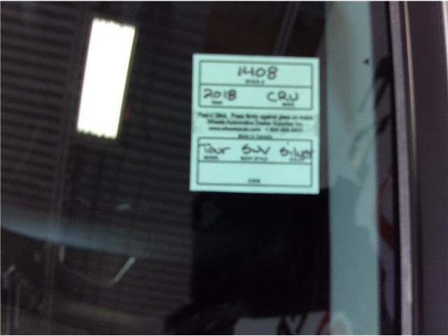 2018 Honda CR-V Touring (Stk: 1408) in Lethbridge - Image 15 of 15
