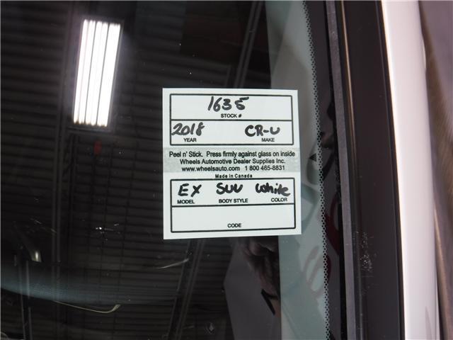 2018 Honda CR-V EX (Stk: 1635) in Lethbridge - Image 19 of 19