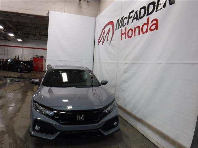 2019 Honda Civic Sport Touring (Stk: 1725) in Lethbridge - Image 2 of 18