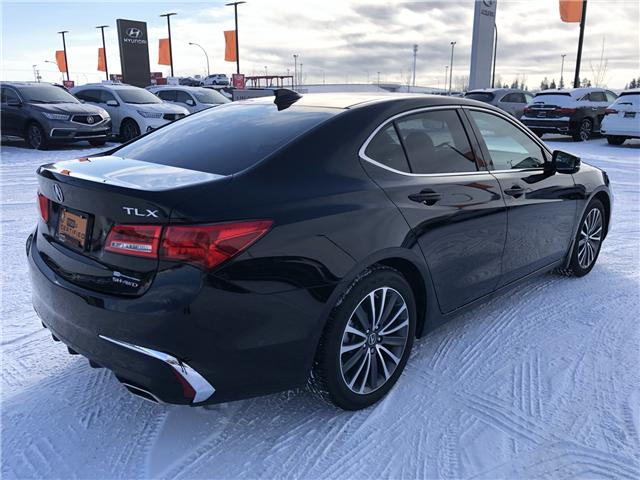 2018 Acura TLX Tech (Stk: A3938) in Saskatoon - Image 5 of 23