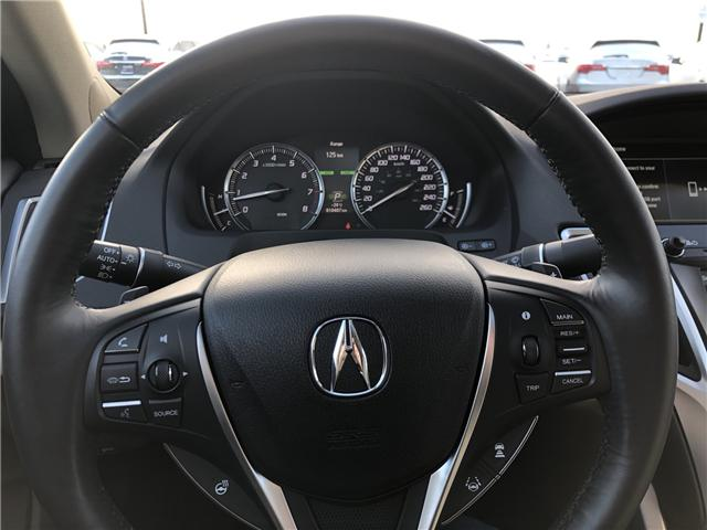 2018 Acura TLX Tech (Stk: A3938) in Saskatoon - Image 13 of 23