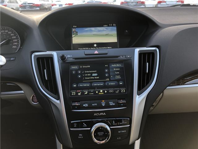 2018 Acura TLX Tech (Stk: A3938) in Saskatoon - Image 14 of 23
