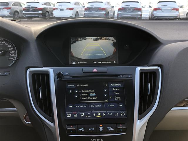 2018 Acura TLX Tech (Stk: A3938) in Saskatoon - Image 15 of 23