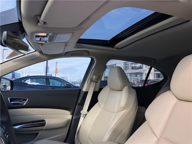 2018 Acura TLX Tech (Stk: A3938) in Saskatoon - Image 18 of 23