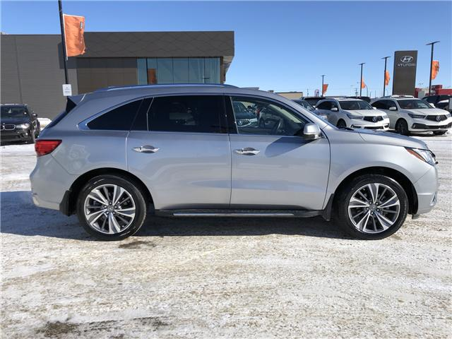 2017 Acura MDX Elite Package (Stk: A3950) in Saskatoon - Image 4 of 27