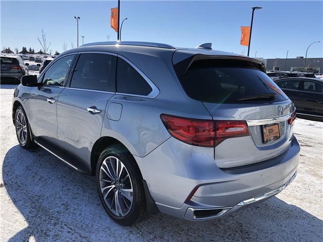 2017 Acura MDX Elite Package (Stk: A3950) in Saskatoon - Image 7 of 27
