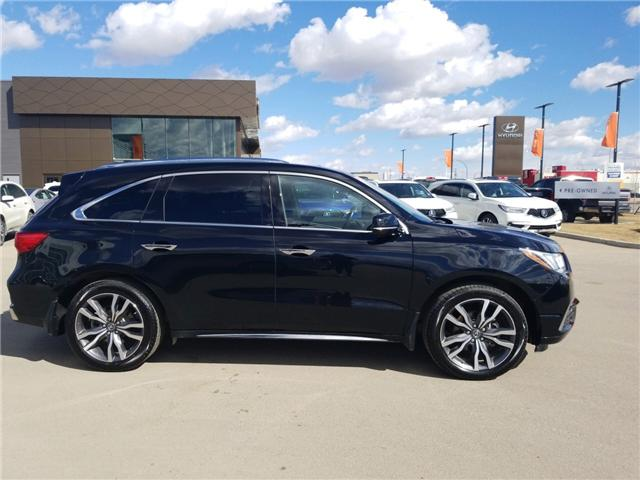 2017 Acura MDX Elite Package (Stk: 49062A) in Saskatoon - Image 4 of 27