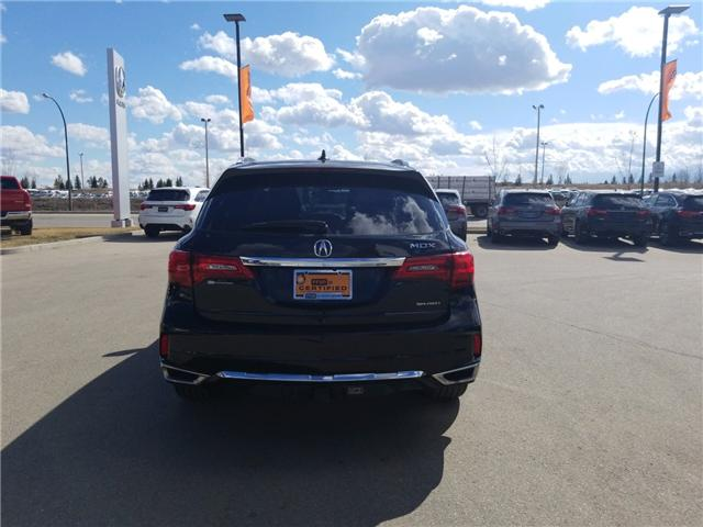 2017 Acura MDX Elite Package (Stk: 49062A) in Saskatoon - Image 6 of 27
