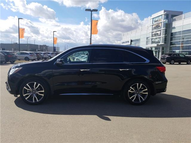 2017 Acura MDX Elite Package (Stk: 49062A) in Saskatoon - Image 8 of 27