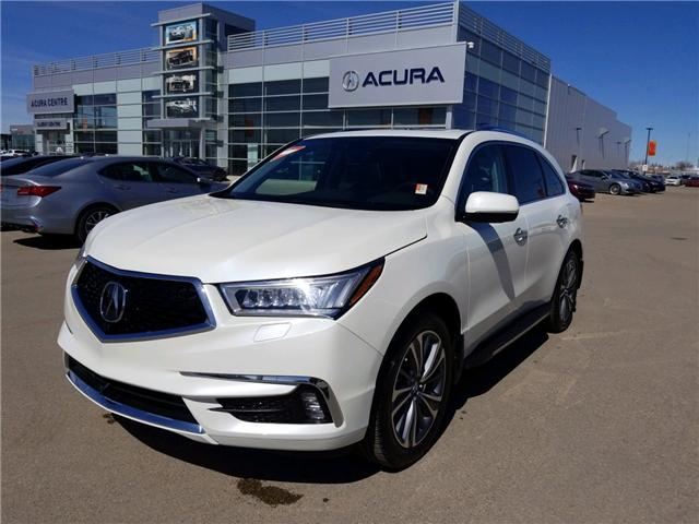 2017 Acura MDX Elite Package (Stk: A3897) in Saskatoon - Image 1 of 26