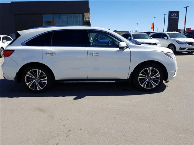 2017 Acura MDX Elite Package (Stk: A3897) in Saskatoon - Image 4 of 26