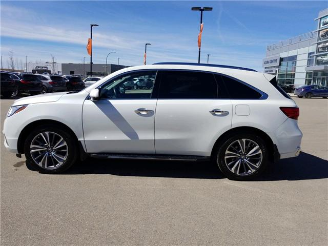 2017 Acura MDX Elite Package (Stk: A3897) in Saskatoon - Image 8 of 26