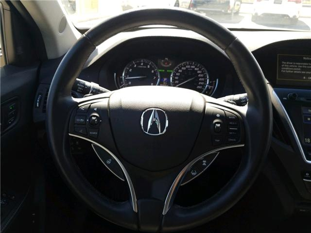 2017 Acura MDX Elite Package (Stk: A3897) in Saskatoon - Image 15 of 26