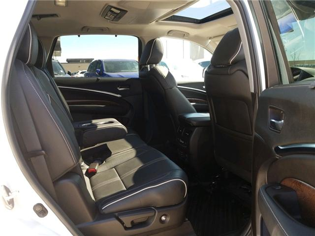 2017 Acura MDX Elite Package (Stk: A3897) in Saskatoon - Image 19 of 26