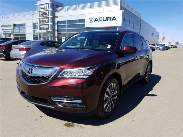 2016 Acura MDX Navigation Package (Stk: 49146A) in Saskatoon - Image 1 of 28