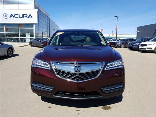 2016 Acura MDX Navigation Package (Stk: 49146A) in Saskatoon - Image 2 of 28