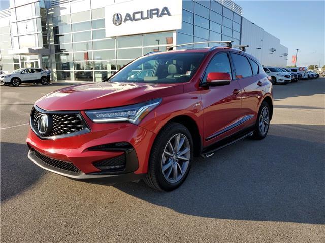 2019 Acura RDX A-Spec (Stk: A4071) in Saskatoon - Image 1 of 27