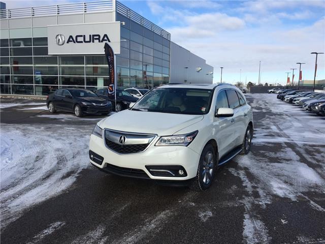 2016 Acura MDX Elite Package (Stk: 49192A) in Saskatoon - Image 2 of 22