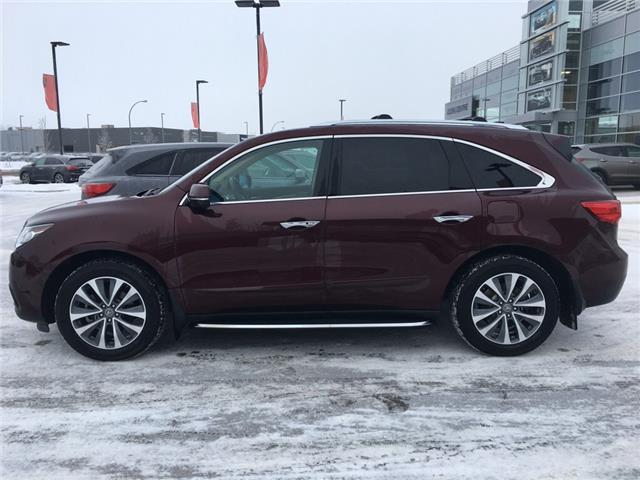 2016 Acura MDX Navigation Package (Stk: A4133) in Saskatoon - Image 2 of 20