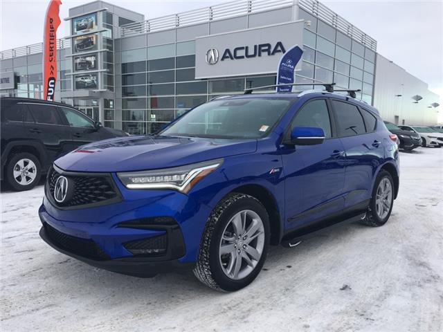 2019 Acura RDX A-Spec (Stk: A4106) in Saskatoon - Image 1 of 19