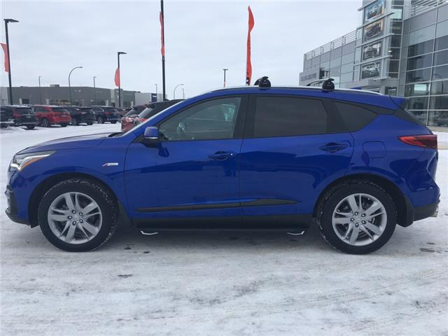 2019 Acura RDX A-Spec (Stk: A4106) in Saskatoon - Image 2 of 19