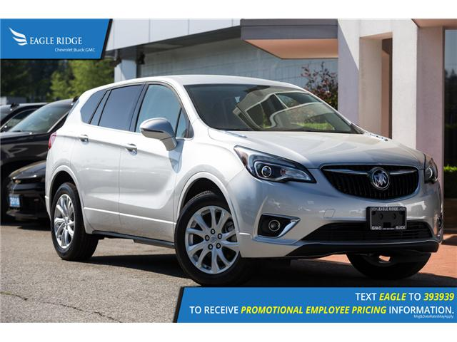 2019 Buick Envision Preferred (Stk: 94302A) in Coquitlam - Image 1 of 22